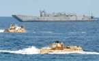 Un navire de guerre américain fait des remous en Mer de Chine
