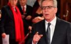 Un ministre allemand fait des vagues en évoquant un jour férié musulman