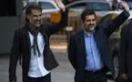 Catalogne: deux dirigeants indépendantistes emblématiques placés en détention
