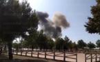 Espagne - Deuxième crash d'avion militaire en cinq jours: le pilote tué