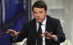 Législatives 2018 en Italie: Renzi prend le train pour lancer sa campagne