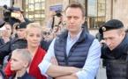 L'opposant russe Navalny inéligible jusqu'en 2028