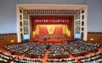 Ouverture du XIXe Congrès national du Parti communiste chinois
