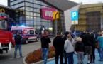 Pologne : un mort, neuf blessés dans une attaque au couteau dans un centre commercial