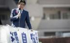 Législatives au Japon: large victoire de la coalition de Abe, selon des sondages