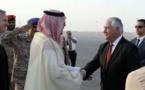 Irak, Iran et crise du Golfe au menu de Tillerson à Ryad et Doha