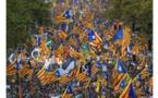 En Catalogne, les indépendantistes se préparent avant une semaine décisive