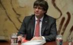 L'autonomie de la Catalogne en sursis, son président invité à Madrid