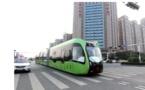Chine: mise en service expérimentale de la première ligne de «bus intelligent» du monde