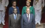 """L'Afrique du Sud contre un changement de régime """"inconstitutionnel"""" au Zimbabwe"""