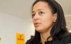 Angola: Isabel dos Santos limogée de la présidence de la compagnie pétrolière nationale
