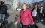 Gouvernement allemand: inquiétude autour d'une crise politique