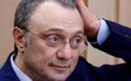 Le sénateur milliardaire russe Kerimov mis en examen, colère de Moscou