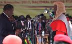 Zimbabwe: le nouveau président Mnangagwa succède officiellement à Mugabe