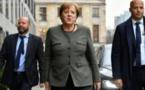 """Merkel souhaite pouvoir former un gouvernement """"très rapidement"""""""