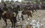 Kenya: échauffourées à Nairobi avant l'investiture du président Kenyatta