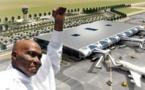 Me Abdoulaye Wade explique son baptême de l'aéroport de Diass: «Je suis un disciple de Blaise Diagne.» (Déclaration)