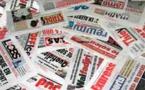 Revue de presse de l'APS: la DPG de Dionne décortiquée par les quotidiens