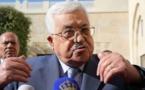 Le président palestinien ne recevra pas le vice-président américain (conseiller)
