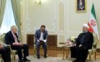 Londres et Téhéran conviennent d'améliorer encore leur relation