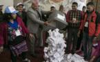 Népal: communistes et maoïstes emportent la majorité aux législatives