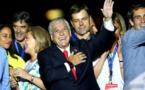 Chili: le conservateur Sebastian Piñera remporte la présidentielle