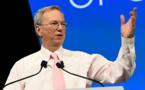 Le président d'Alphabet, maison-mère de Google, quitte ses fonctions