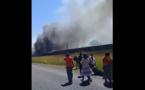 Afrique du Sud: 4 morts et une quarantaine de blessés dans un accident de train