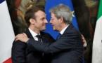 Entre Paris et Rome, c'est l'entente cordiale en attendant un traité bilatéral