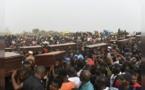 Nigeria: hommage de masse pour 80 agriculteurs victimes d'affrontements communautaires