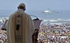 Le pape François appelle à lutter contre le fléau des féminicides
