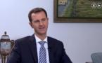 """Syrie: Assad dénonce l'offensive turque, accuse Ankara de soutenir le """"terrorisme"""""""