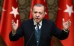 """Quinconque manifeste contre l'offensive turque en Syrie """"paiera le prix"""" (Erdogan)"""