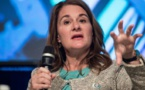 """La sous-nutrition toujours """"tueuse d'enfants"""" au Burkina, rappelle Melinda Gates"""