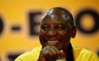 """L'Afrique du Sud entre dans une """"nouvelle ère"""", assure Ramaphosa à Davos"""