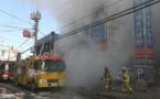 Incendie dans un hôpital sud-coréen: 31 morts (Yonhap)