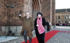 Le prince consort Henrik de Danemark, atteint de démence, de nouveau hospitalisé