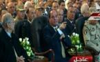 Egypte: Sissi inaugure le grand champ gazier de Zohr