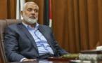 """Le chef du Hamas Ismaïl Haniyeh sur la liste noire américaine des """"terroristes"""""""