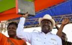 """Kenya: l'investiture de l'opposant Odinga, une """"tentative de renverser"""" le gouvernement (ministre)"""