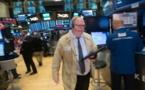 Wall Street chute, entrainée par les majors pétrolières