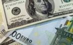 L'euro se stabilise face au dollar dans un marché agité