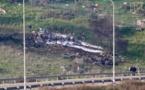 """Un F16 israélien s'écrase après des raids contre des """"cibles iraniennes"""" en Syrie"""