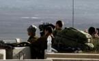 """Israël lance une attaque d'envergure contre des cibles """"iraniennes"""" en Syrie"""