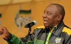 """Afrique du Sud: """"les personnes corrompues seront jugées"""", assure le vice-président"""