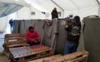 """Grèce: """"seulement 16%"""" des demandeurs d'asile susceptibles d'être renvoyés"""