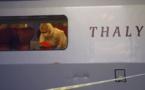 """Attaque du Thalys en 2015: un Marocain soupçonné d'""""aide logistique"""" arrêté à Paris"""
