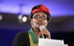 Winnie Byanyima, DG d'OXFAM, réagit aux secousses qui ébranlent l'Ong
