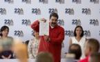 Venezuela: Maduro officiellement candidat, sans adversaire de poids