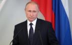 Poutine s'engage à relever le niveau de vie des Russes